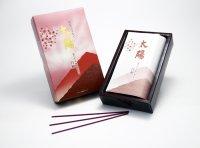「日本香堂」 太陽 白檀 バラ詰